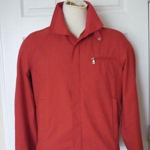 Prada Men's Lightweight GoreTex Jacket Red MINT
